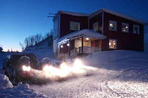Snowmobile Safari Centre